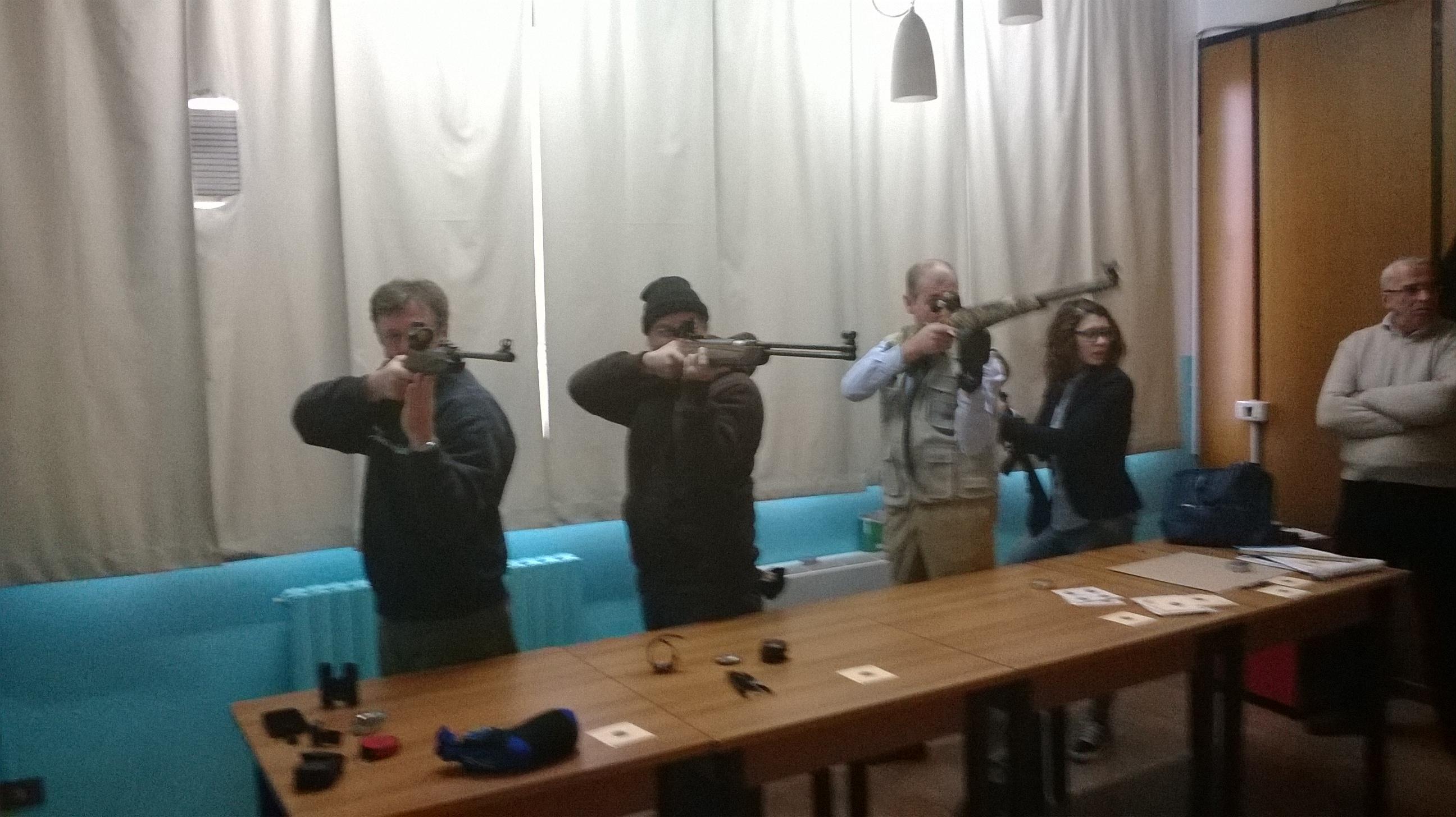 A.S.D. Air Shooting
